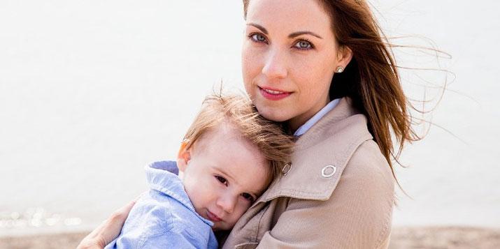 Cómo es Capricornio como madre